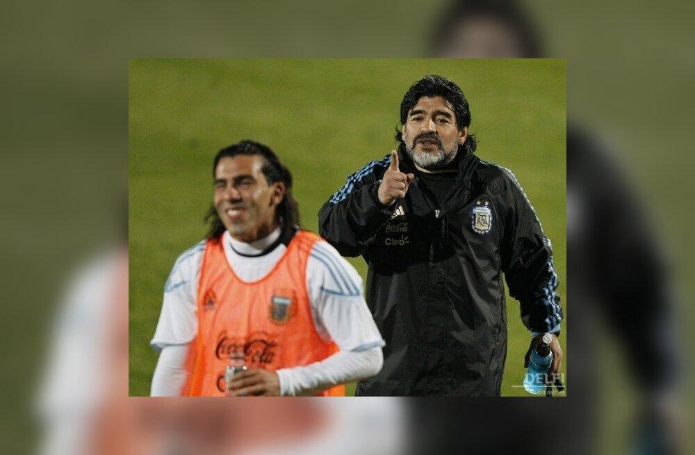 Maradona: Pele ja Platini võiks vähem seletada