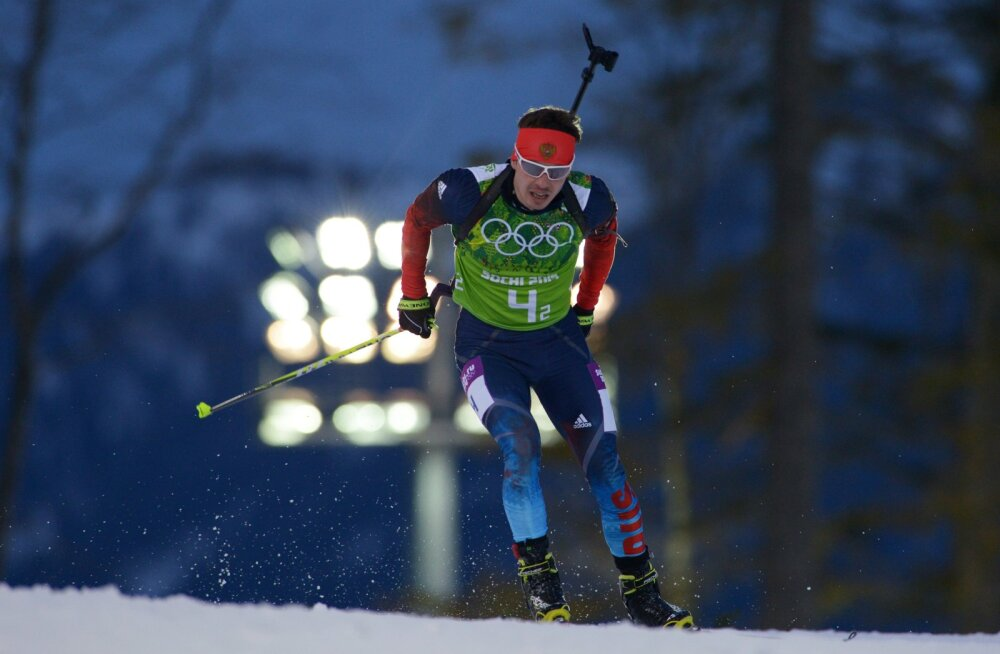 Ajaleht: dopingukahtlustuse saanud Vene laskesuusatajatest kaks on olümpiavõitjad