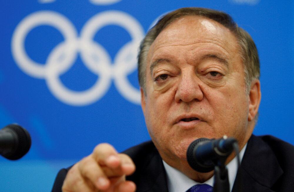 Dopinguskandaali jätk: rahvusvahelise tõsteliidu president astus ametikohalt ajutiselt tagasi, aga eitab süüdistusi