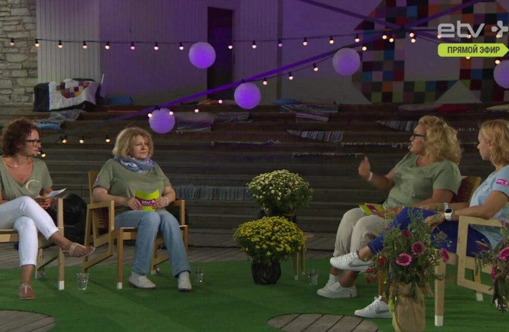"""ВИДЕО ETV+: Пудра-Show на Фестивале мнений-2018 — """"Так думают только женщины"""""""