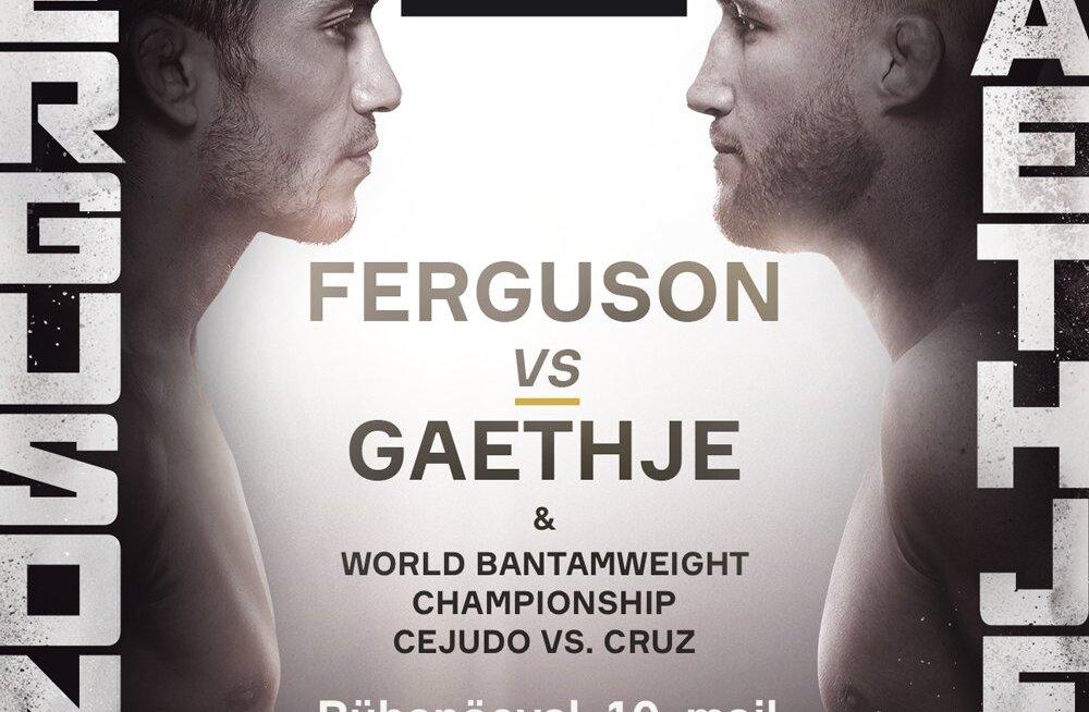 UFC ülekanded Eestis! TV3 Grupp alustas koostööd UFC-sarjaga