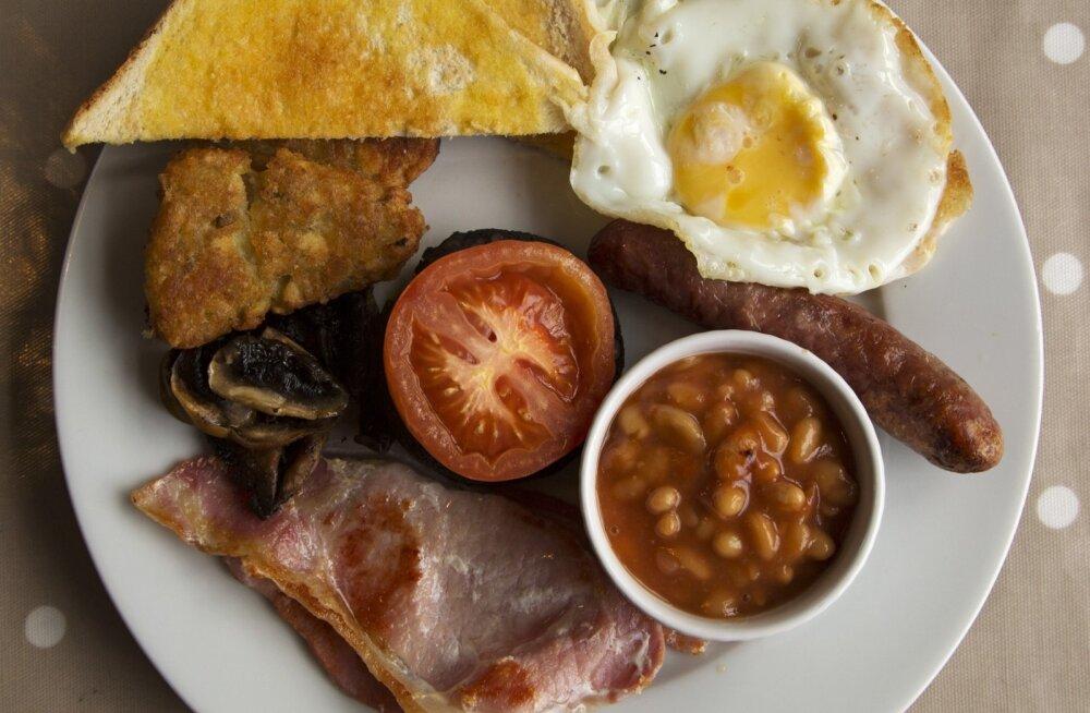 Briti hommikusöök