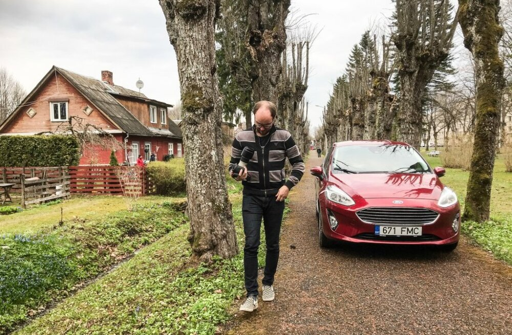 Kaheksanda põlvkonna Ford Fiesta: mitte ainult brittide lemmikauto