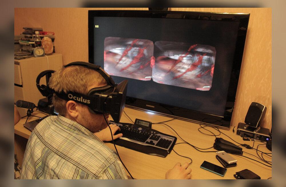 Arvamus: Oculus Rift – virtuaalreaalsus-prillidel on potentsiaali