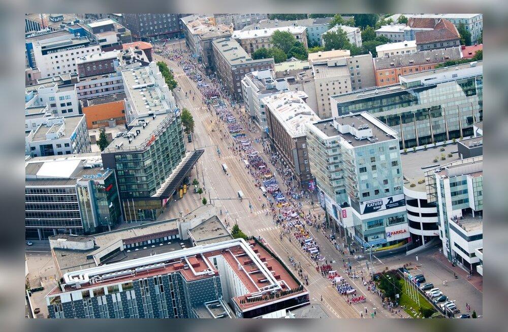 Elo Kiivet: Linna planeerimine ei tohi olla anonüümne ja kulgeda kabinetivaikuses