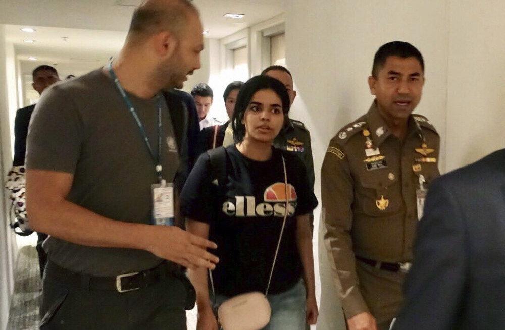 Таиланд отказался выдать Саудовской Аравии девушку, которой грозит смерть за отречение от ислама