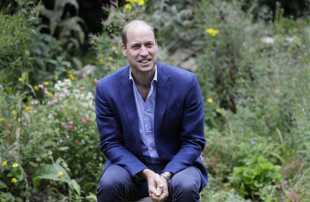 Kummaline mõte! Prints William kinkis oma abikaasale väga huvitava kingituse