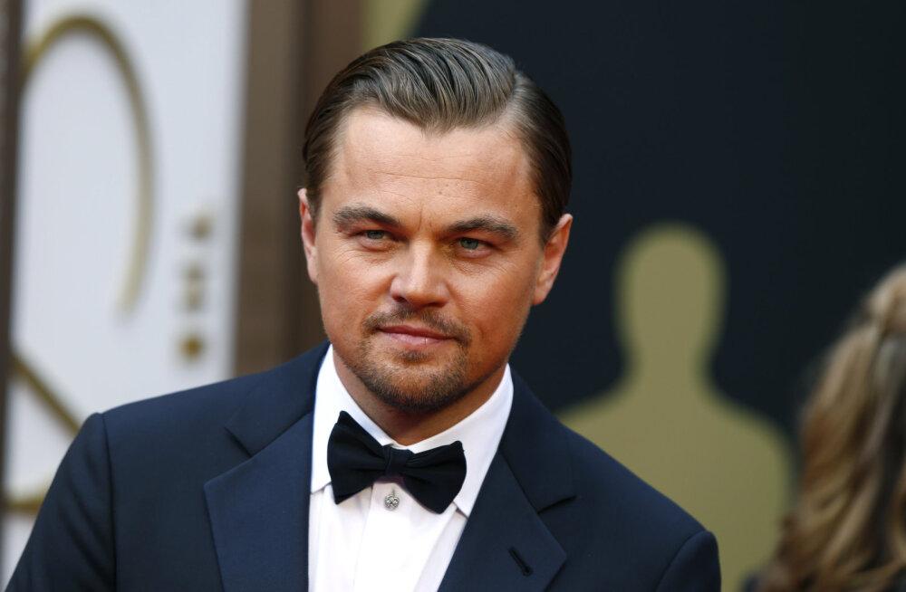 Vau! Leonardo DiCaprio tellis endale Eesti moeloojalt ülikonna!