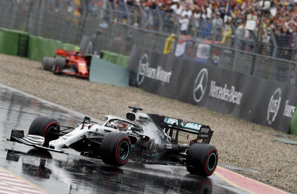 Viimaste aastate põnevaim F1 etapp oleks televaatajatel äärepealt nägemata jäänud