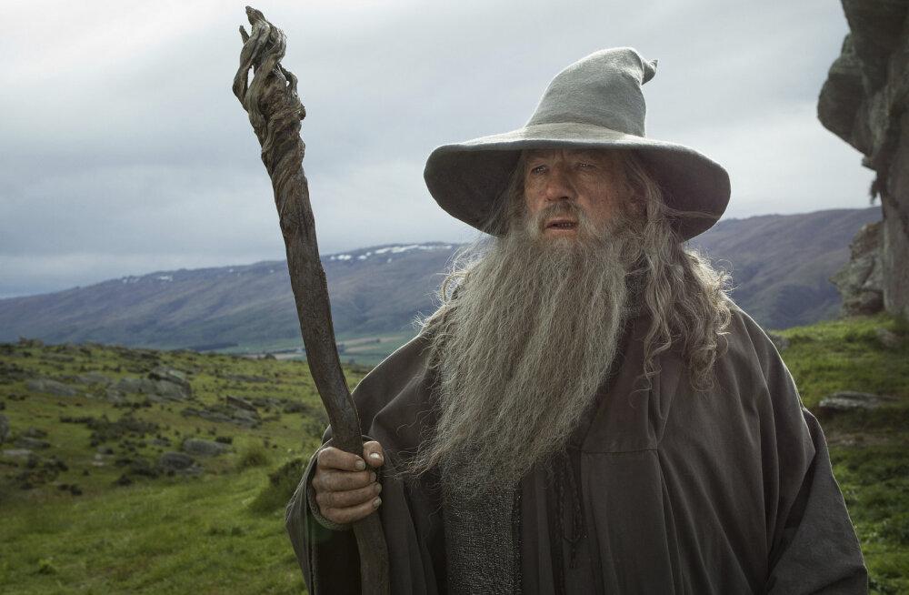 """Raha eest kõike? Kurikuulus miljardär pakkus """"Sõrmuste isanda"""" staarile enda pulmas Gandalfi kehastamise eest hiigelsummat"""