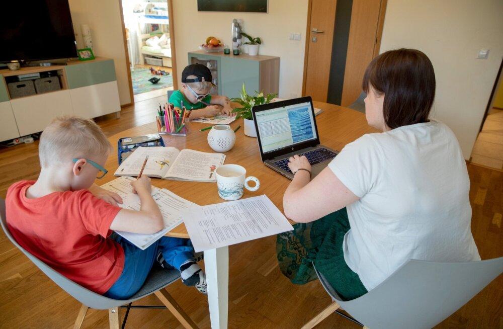 Как помочь ребенку учиться дома? 10 рекомендаций Департамента образования