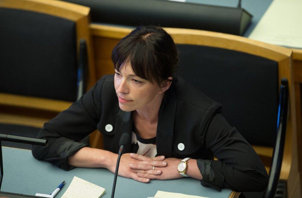 Liina Kersna leiab, et ettepanek valitsuse ajalehest õõnestab ajakirjandusvabadust