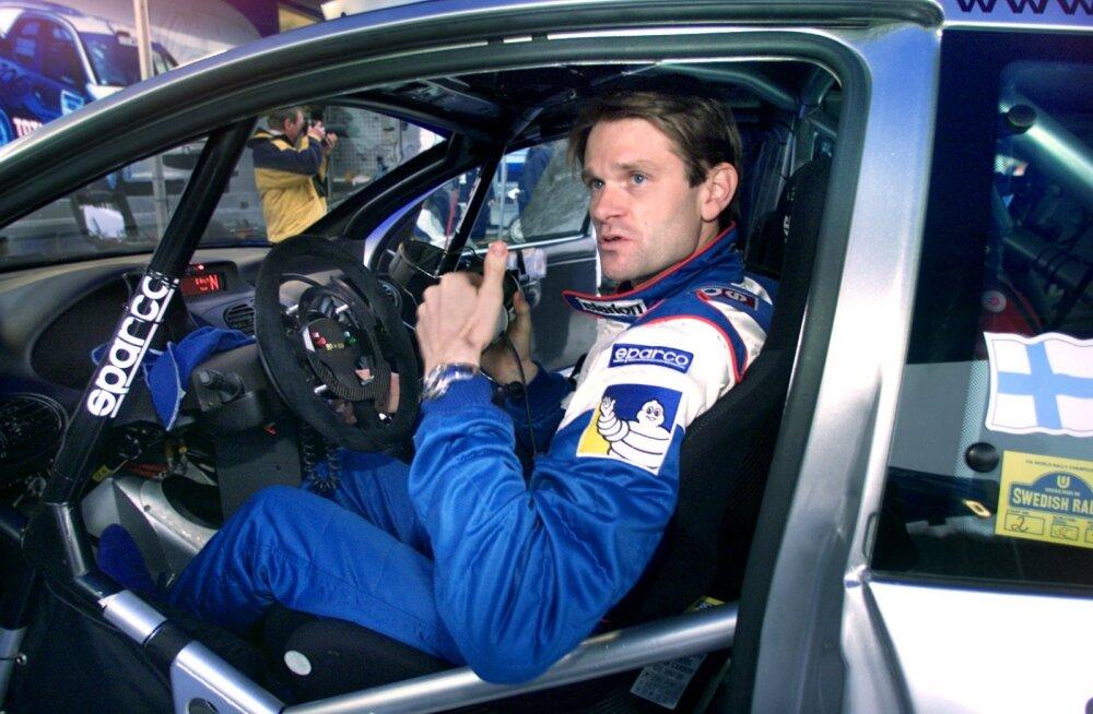 Rallilegend Marcus Grönholm meenutas isa surmaga lõppenud õnnetust: seal autos võinuksin olla ka mina