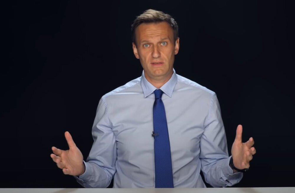 """""""Путин может победить только там, где рисует цифры"""". Оппозиционер Навальный подвел итоги голосования"""