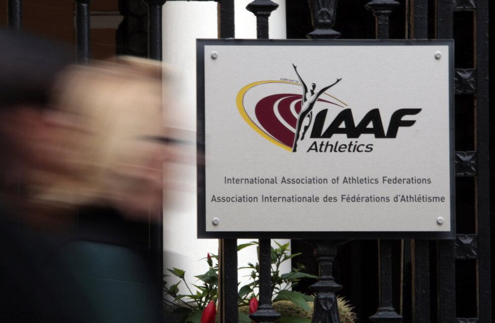 Kriminaaluurimise alla sattus ka endine IAAF-i antidopingu juht
