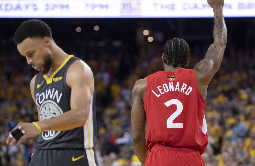 NBA on üle aastate kummalises olukorras. Viis küsimust, mis otsustavad tuleviku