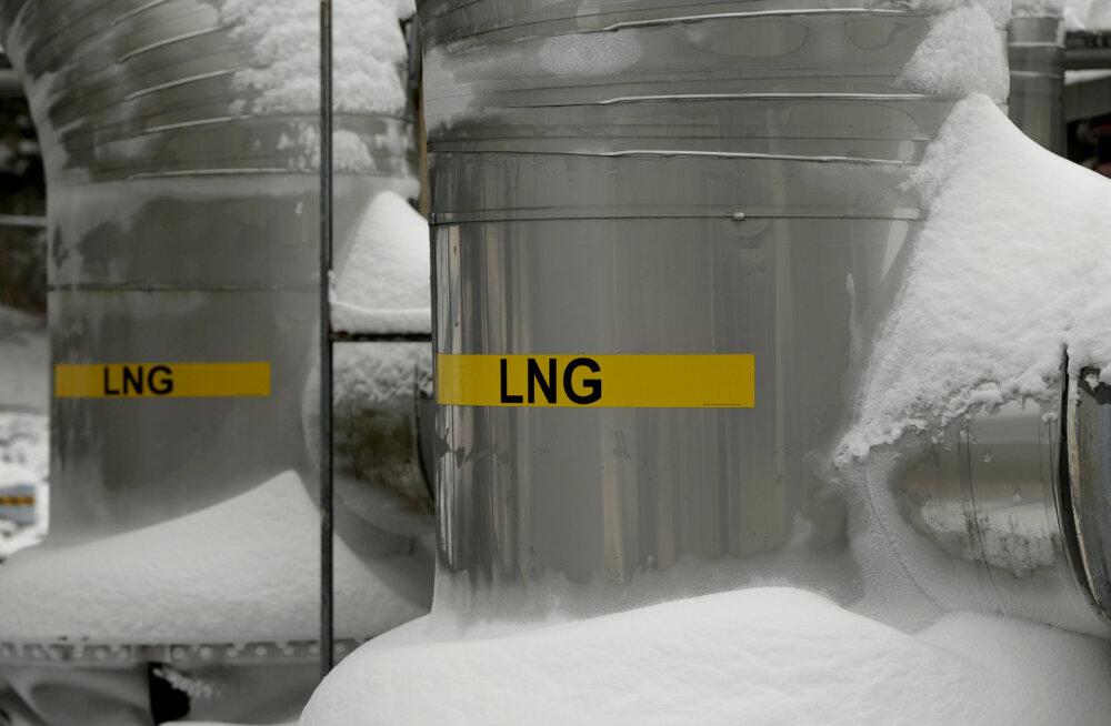 Мировой рынок сжиженного газа: проснувшийся гигант