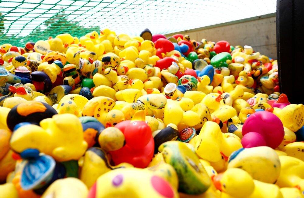 FOTOD: Heategevusliku pardiralli käigus koguti 120 498 eurot