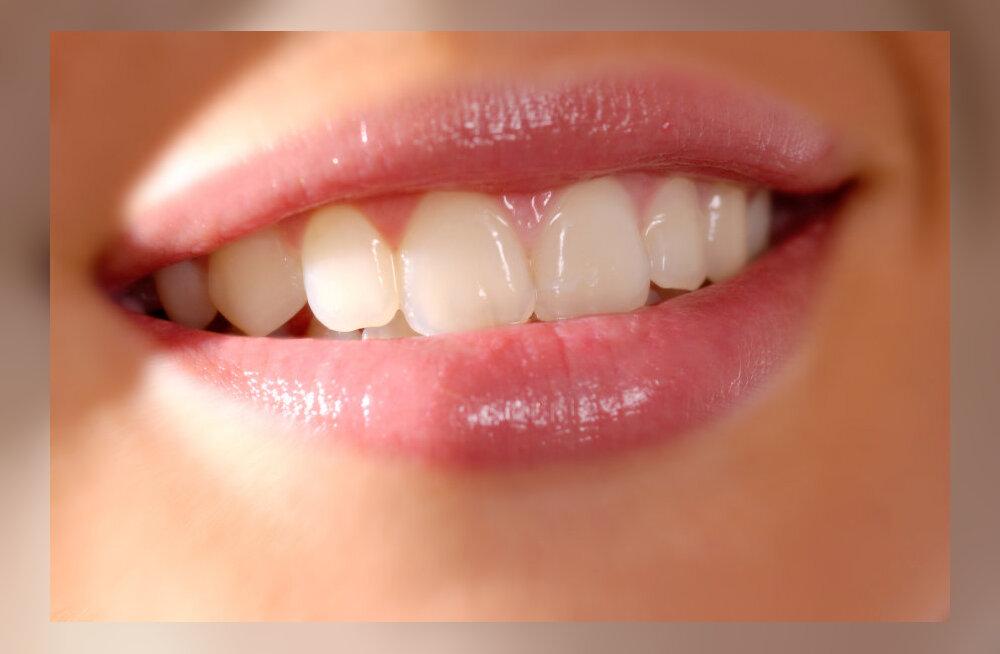 Peagi tuleb valutu hambaravi – hammas kasvab ise terveks