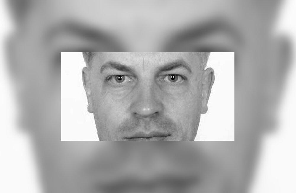 """Tagaotsitav: Peeter Palusaar, keda tuttavad kutsuvad Tartu Ülikooli arstiõppe ja skeemitamisosavuse tõttu """"Doktoriks"""". (Kaitsepolitsei)"""