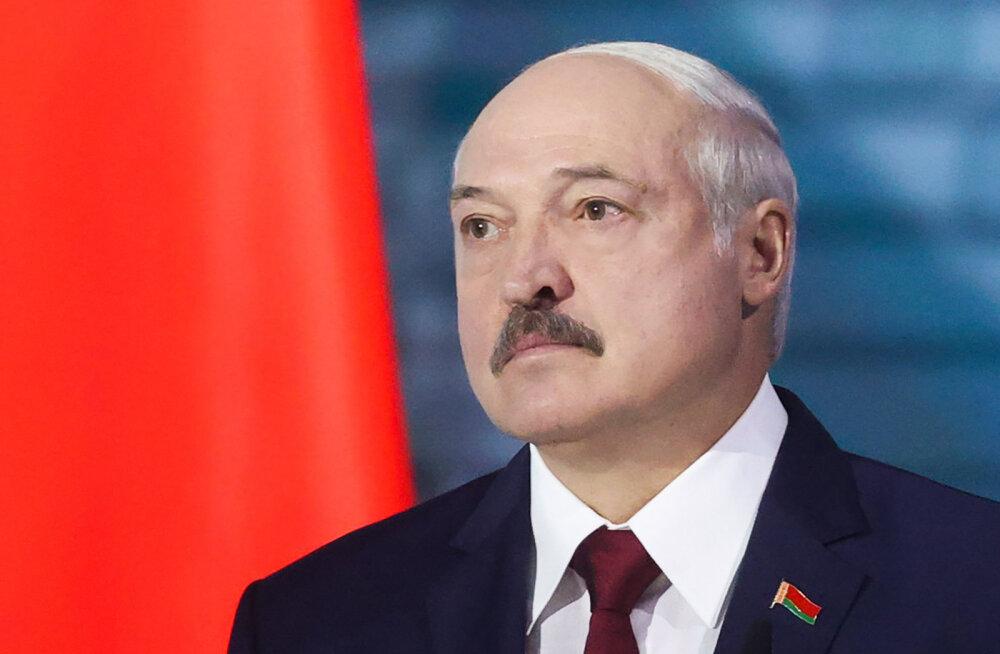 Lukašenka: Valgevene vastu käib hübriidsõda, aga me ei tea, kes seda peab
