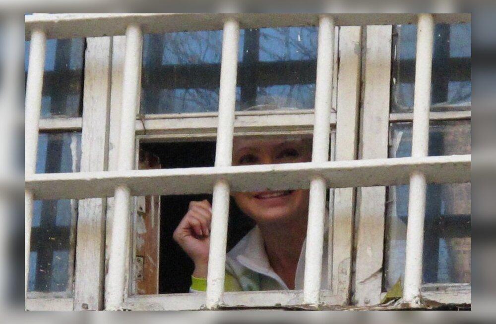 Врачи осмотрели Тимошенко, диагноз — в запечатанном конверте