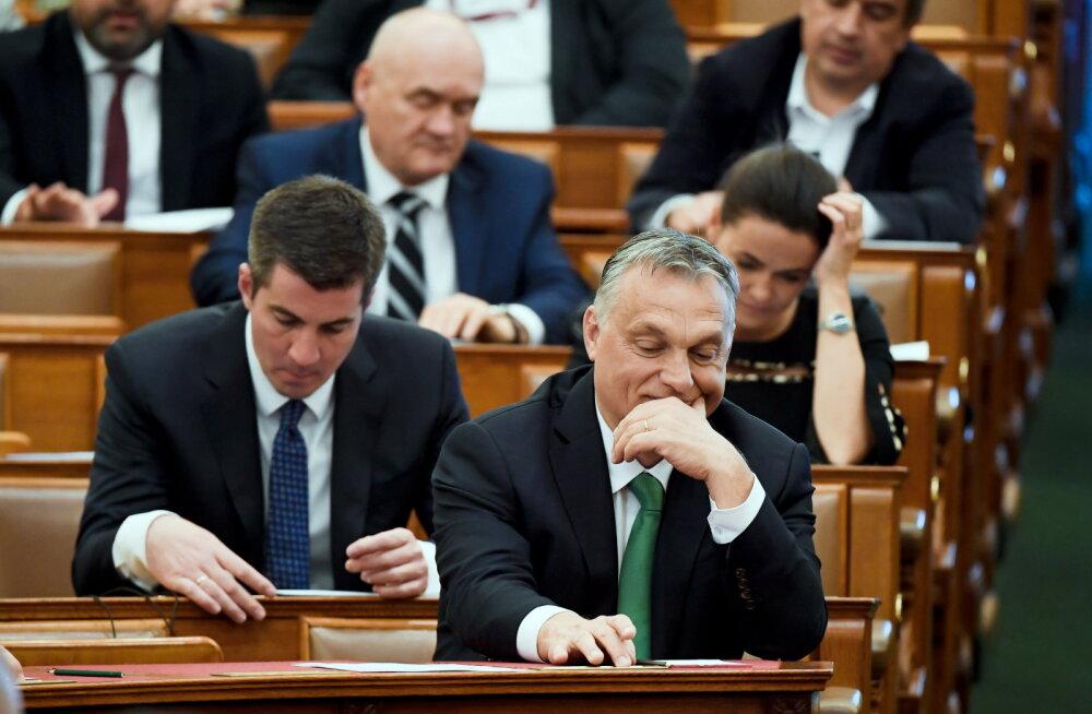 Ungaris suurendab Orbán koroonakriisi varjus oma võimu ja tema lähikond rikastub, tsensuur on nagu Hiinas