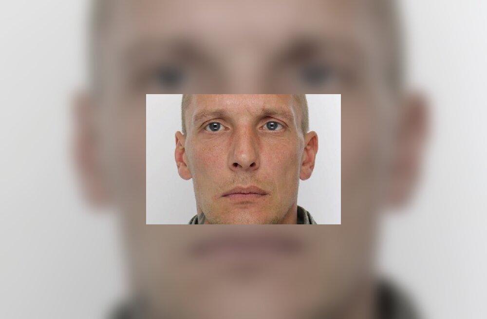 Politsei otsib liiklusalases kuriteos süüdi mõistetud meest