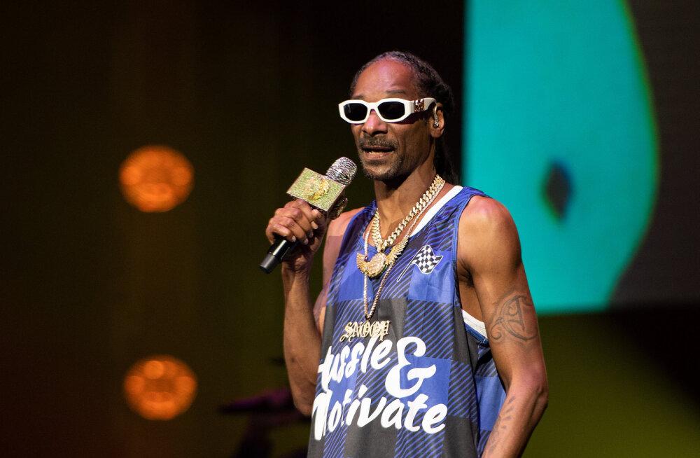 Tragöödia Snoop Doggi elus: räppari lapselaps suri vaid 10 päeva vanuselt