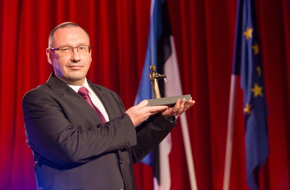 Arkadi Popov valiti aasta kodanikuks.