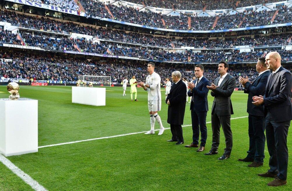 Michael Owen Ronaldo austamisüritusel