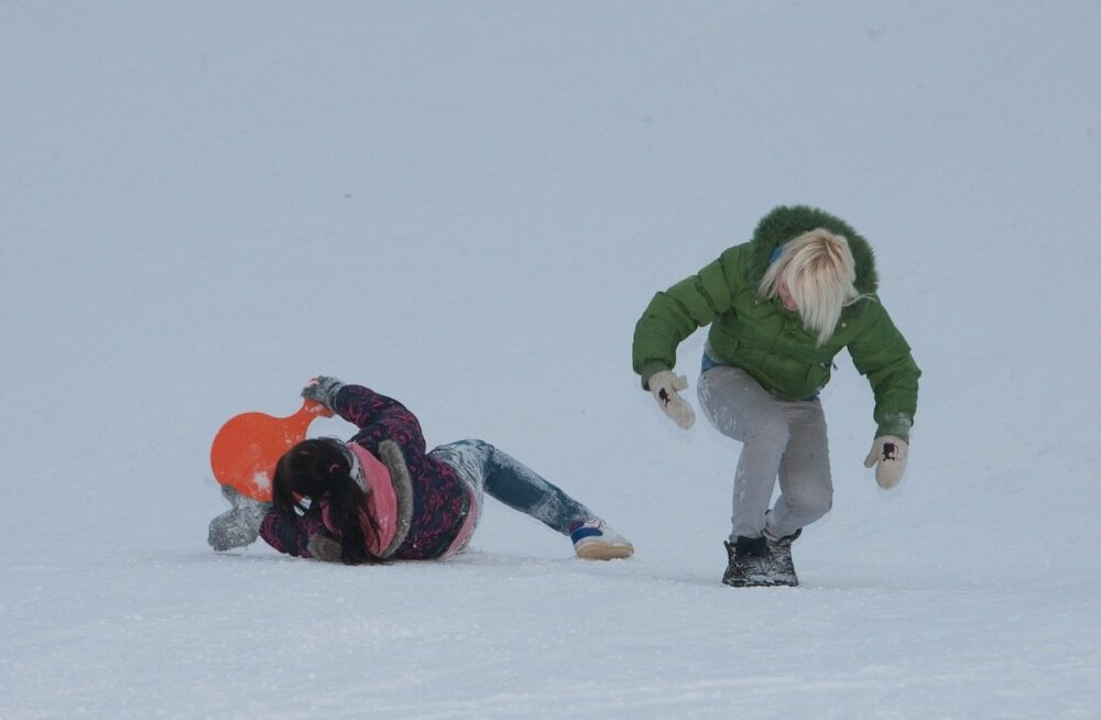 Tõsine küsimus: Miks teismelistel külm ei ole?