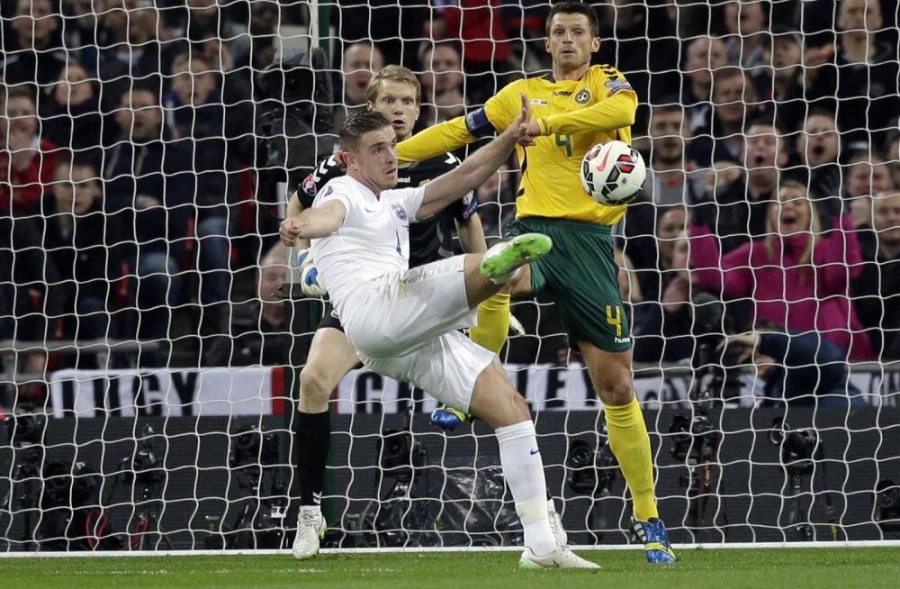 Leedu Eestisse sõitvas koosseisus Watfordile ja Juventusele kuuluvad mehed