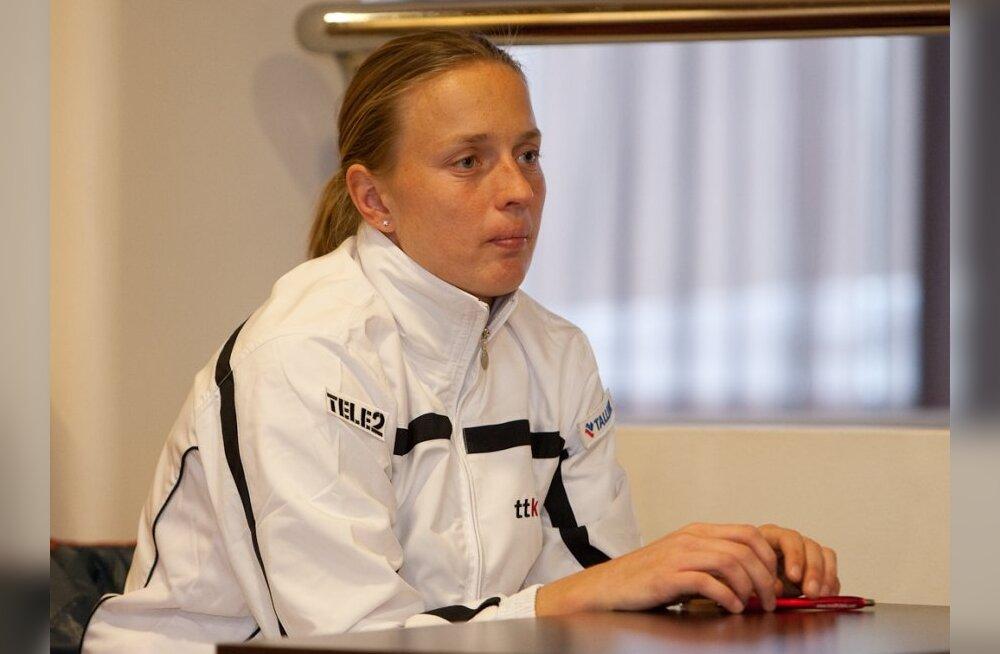 Ani alustas turniiri Padovas võiduga