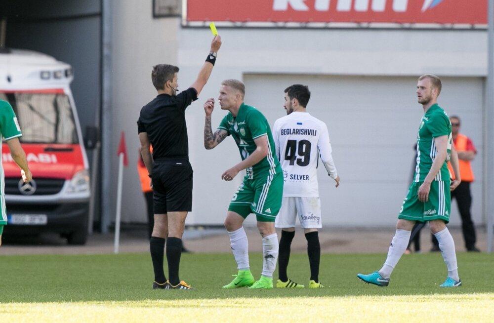 Jalgpalli karikafinaal FCI Levadia vs FC Flora