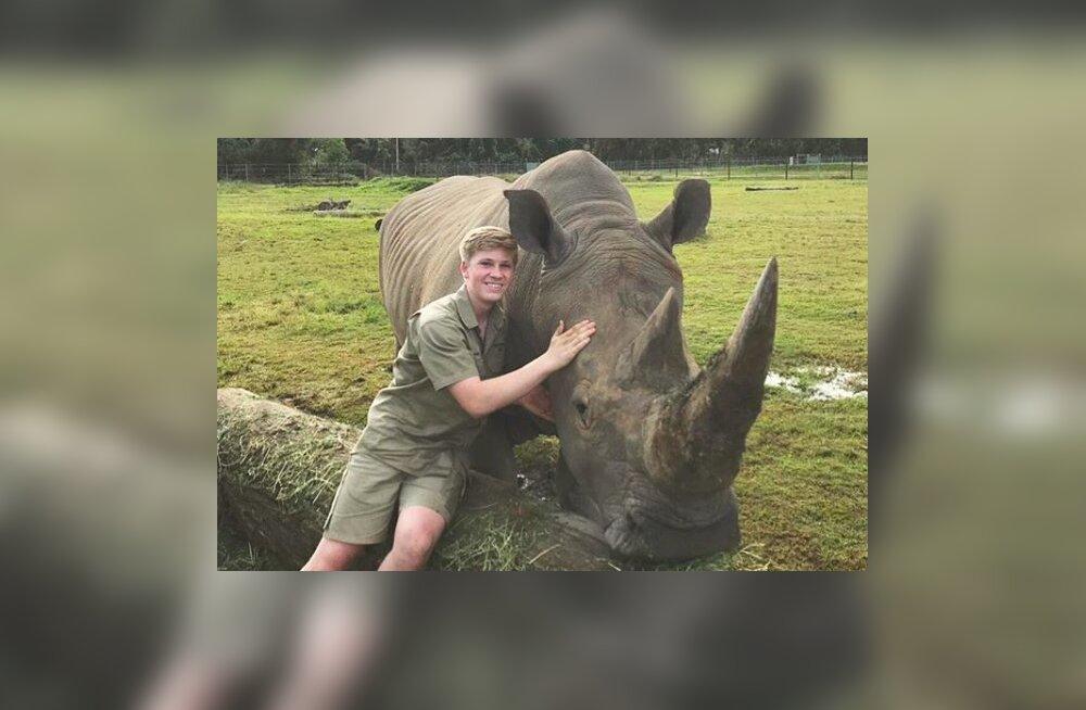 FOTOD   Isa jälgedes! Traagiliselt lahkunud Steve Irwini poeg on auhinnatud fotograaf