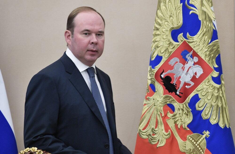 Väljaanne Republic: Anton Vaino perele kuulub 1,6 miljardi rubla väärtuses kinnisvara