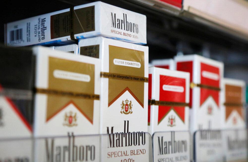 Tarbijahinnaindeksi panid tõusma alkohoolsed joogid ja tubakas