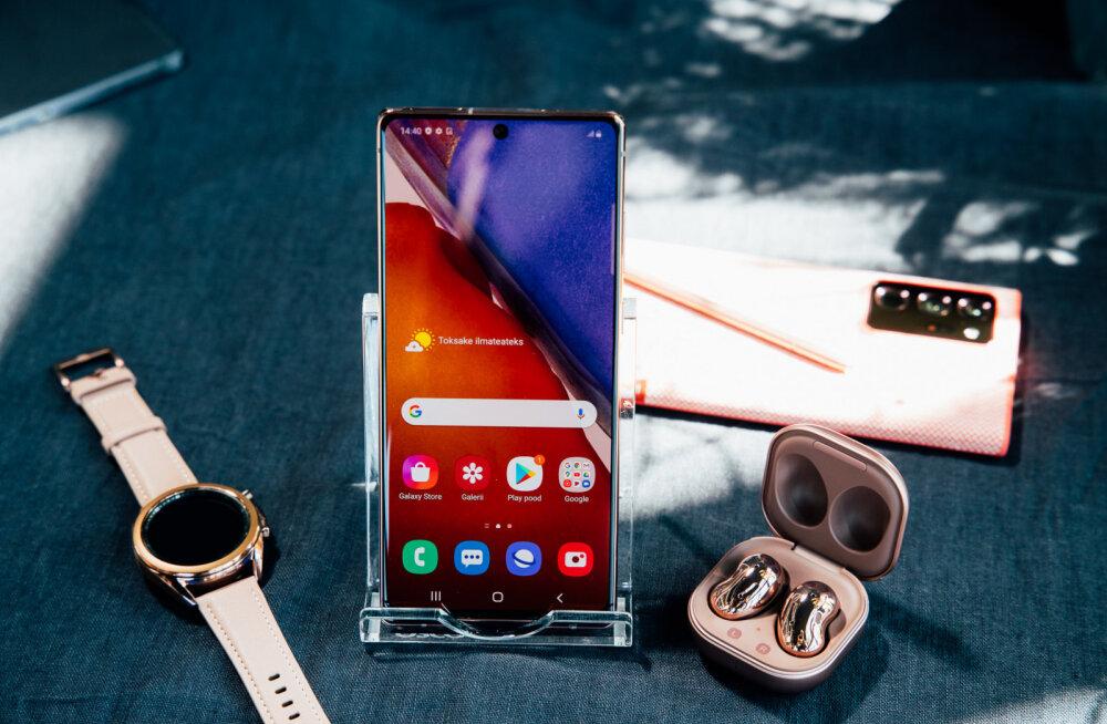 Samsung Galaxy Note20 ülevaade – see telefon on tõeline tööloom