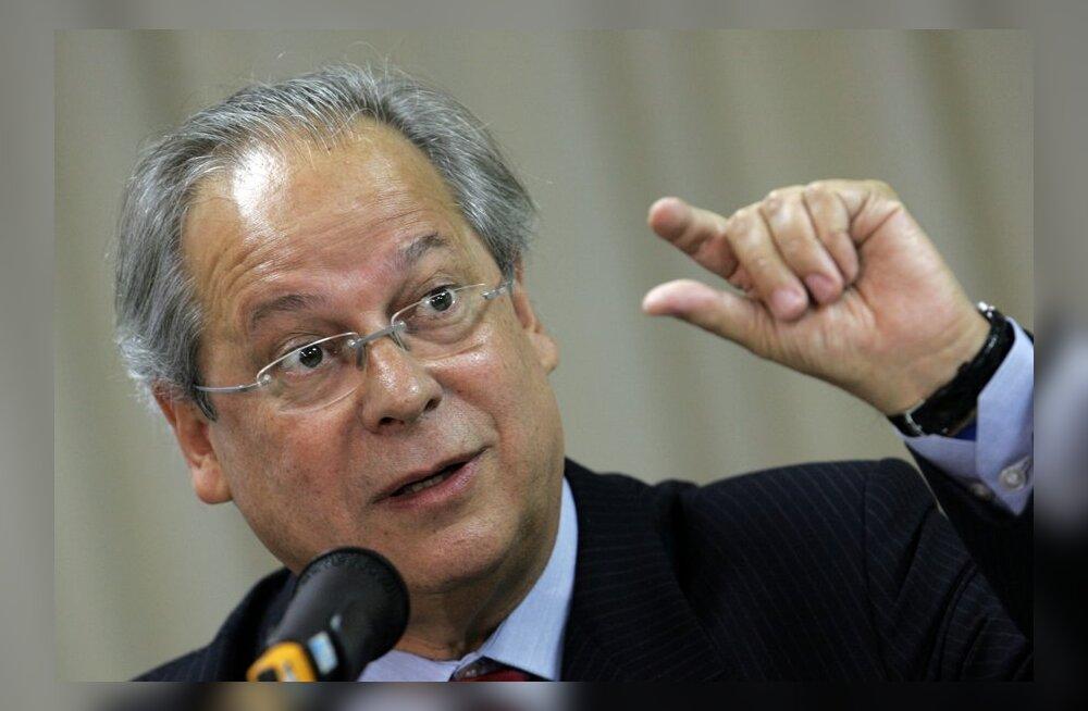 Brasiilia ülemkohus mõistis presidendi endise personaliülema 11 aastaks vangi