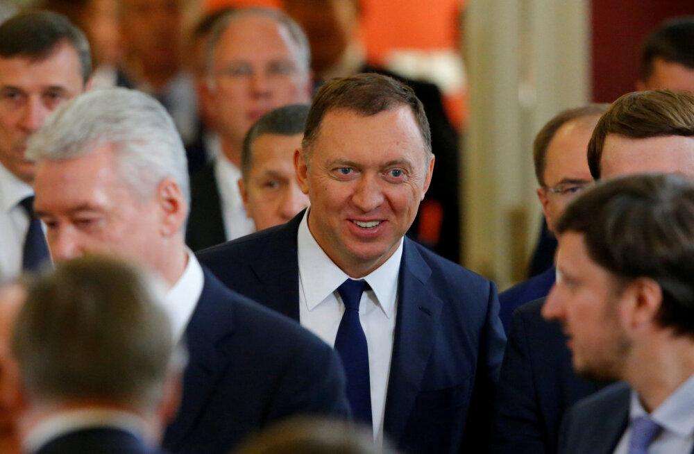 FT: Дерипаска отмывал деньги для Путина