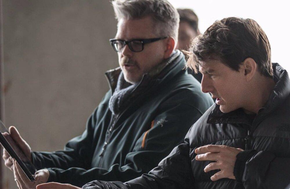 Missioon vastu võetud! Tom Cruise kinnitas jätkamist Ethan Huntina veel kahes filmis
