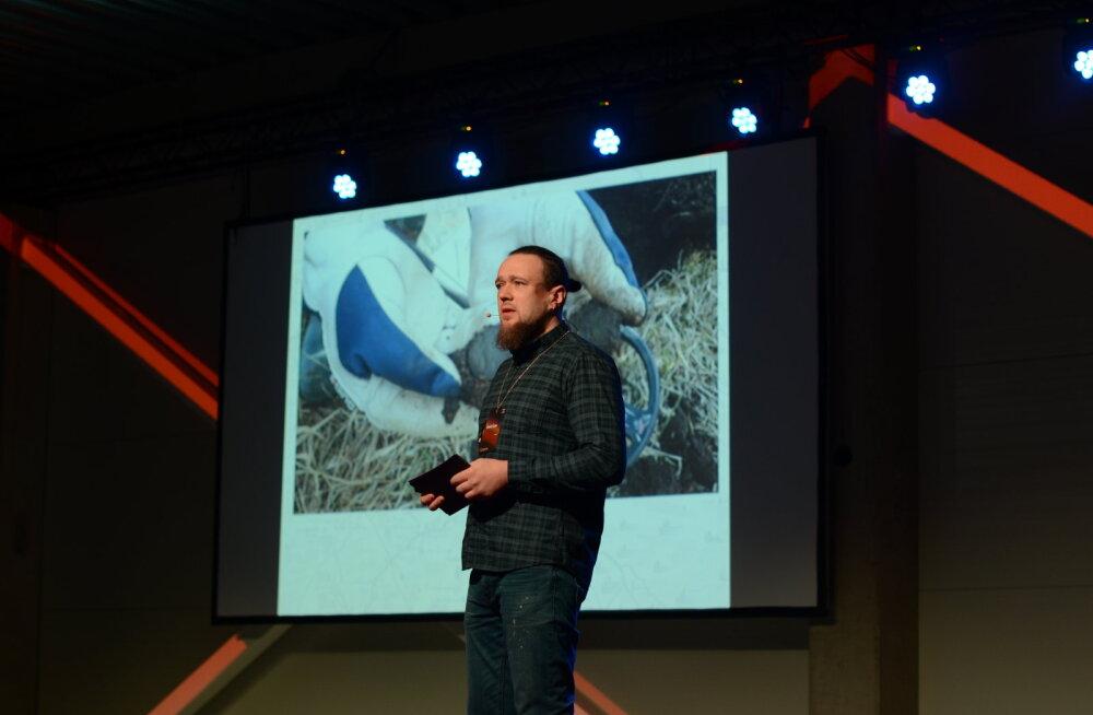 TEDxLasnamäe: Кладоискатель: если вы нашли клад, отдайте его государству — получите полную стоимость находки