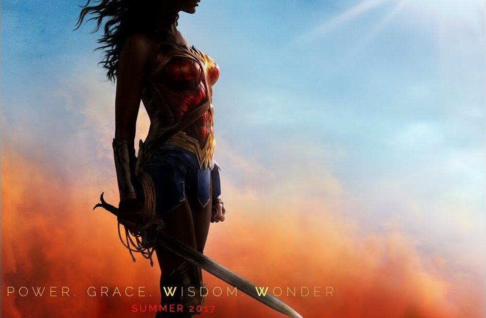 TREILER: DC superkangelane Wonder Woman sai päris oma filmi