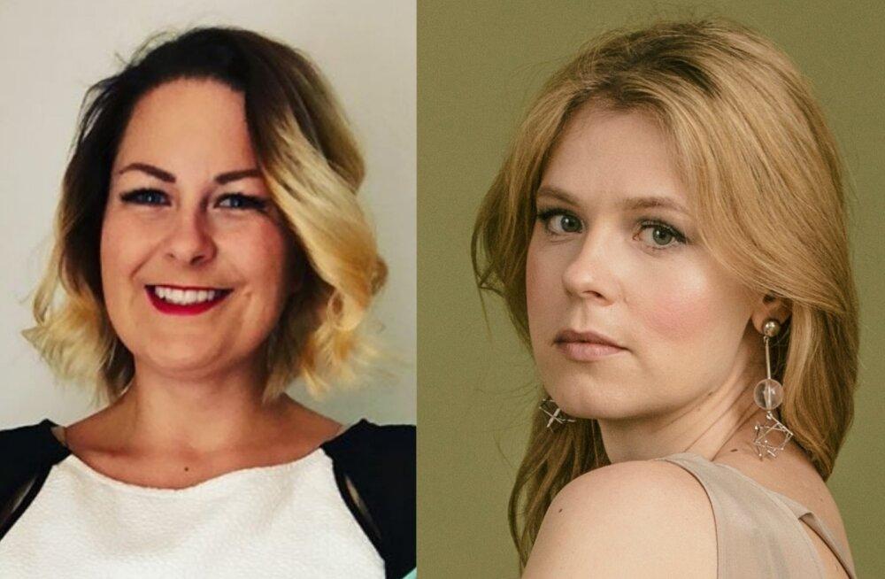 Staarajakirjanike kisma: Mari-Leen Albersi sõnul on Katrin Lust tema peale hingepõhjani solvunud, Lust aga teatab, et ei tunnegi neid inimesi!