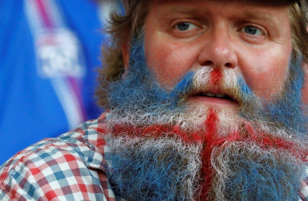 Islandlased on karmid ja tugevad mehed. Jalgpalliväljal on see võitluses suurematega üks edu eeldusi.