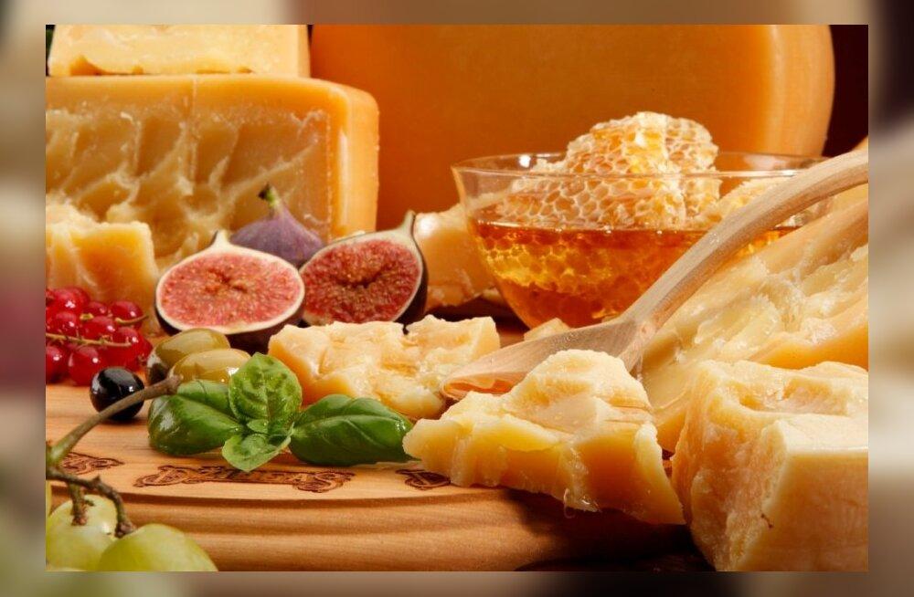 Kõvade juustude retseptivõistlus. Džiugas
