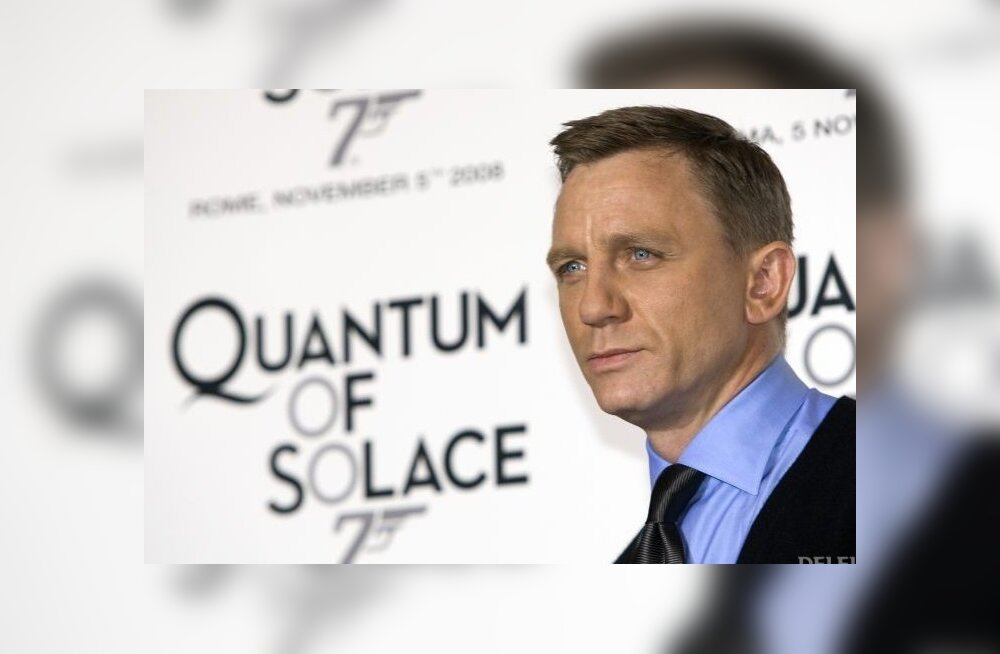 Kes avab Londoni olümpia? Loomulikult James Bond!