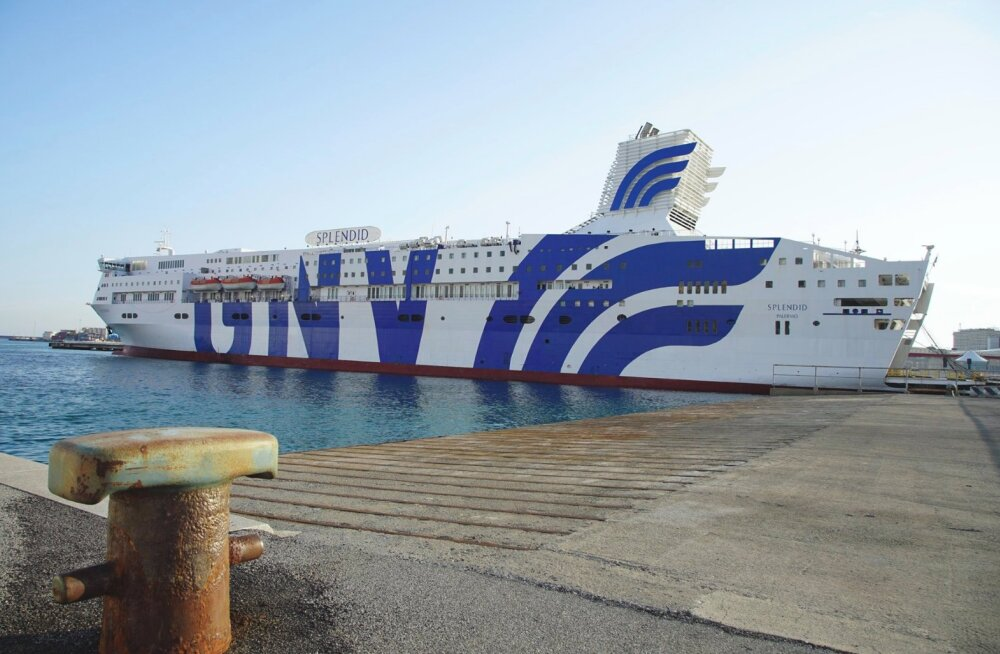 FOTOD | Itaalias tehti kruiisilaevast ajutine haigla