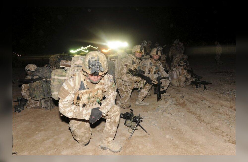 """NATO kiirreageerimisüksus harjutab Hiiumaa vabastamist """"terroristidest"""""""